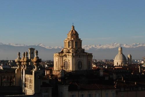 Torino - Altezze