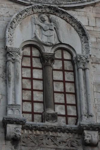 Ruvo di Puglia - Bifora Cattedrale di Ruvo di Puglia