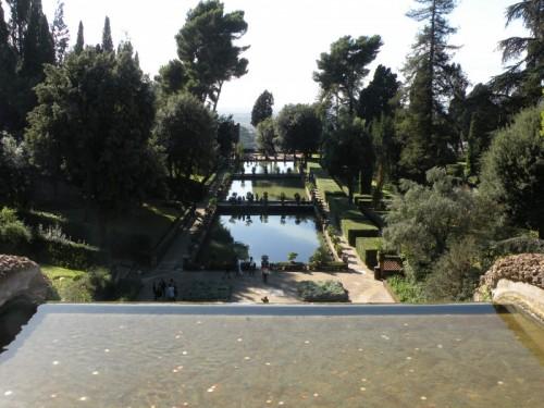Tivoli - Villa d'Este: dalla Fontana del Nettuno alle Peschiere