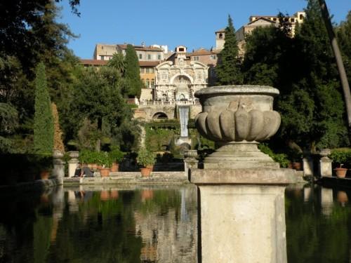 Tivoli - Villa d'Este: dalle Peschiere alla Fontana del Nettuno