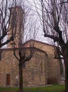 Chiesa di S.Maria Assunta in Brusicco