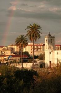 Vedi l'arcobaleno?…