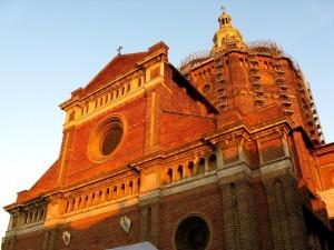 Duomo di Pavia.