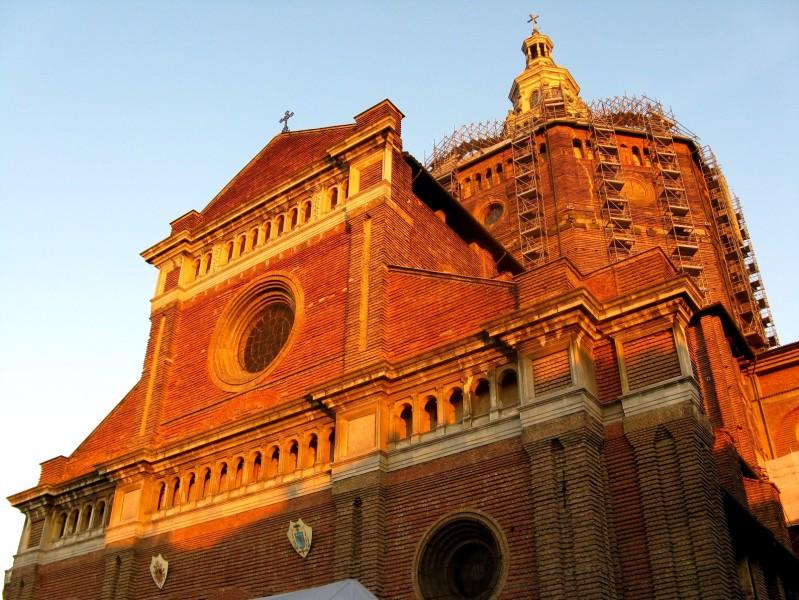 ''Duomo di Pavia.'' - Pavia