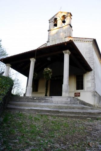 Cormons - Chiesa del Cristo della Subida