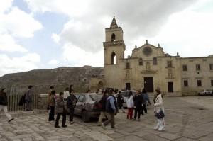 I Sassi-Chiesa di San Pietro Caveoso