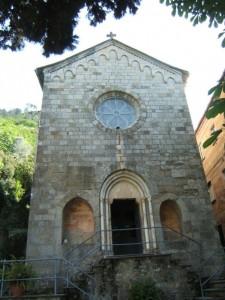 San Nicolò di Capodimonte a Punta Chiappa