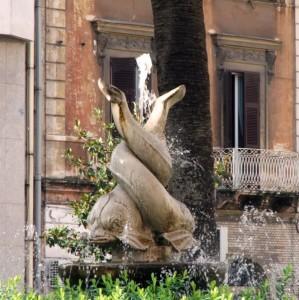fontana piazza immacolata
