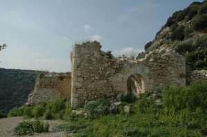Chiesa della SS.Annunziata (ruderi)