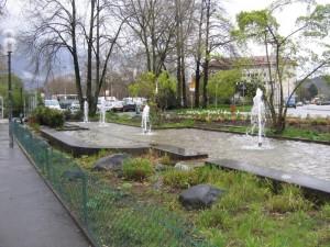fontane in strada