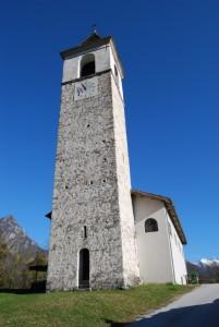vecchio campanile di Sospirolo 1