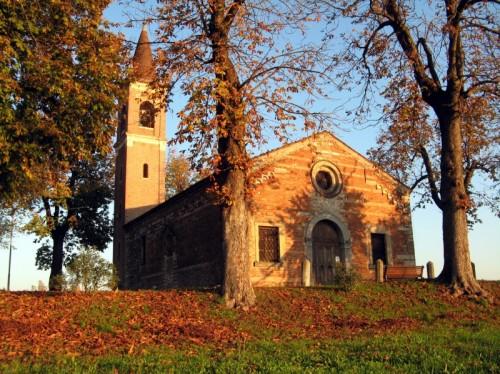 Isola della Scala - Chiesa della Bastia