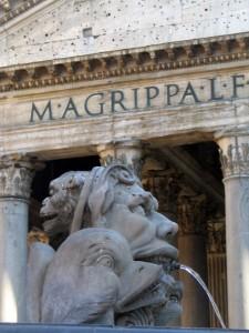 Accanto al Pantheon