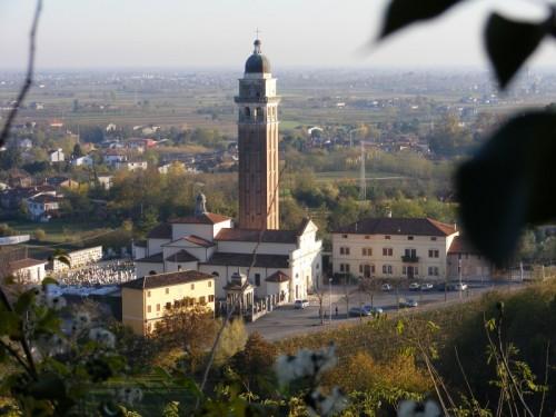 Nervesa della Battaglia - Chiesa Parrocchiale di Giovanni Battista