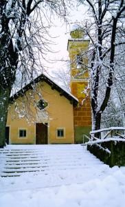 chiesetta di Gamundin