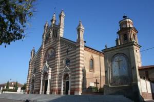 Chiesa di S. Dalmazio, Quargnento (AL)
