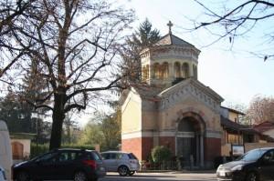 Cappella dei Caduti per la Patria, Refrancore (AT)