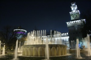 Fontana Piazza Castello