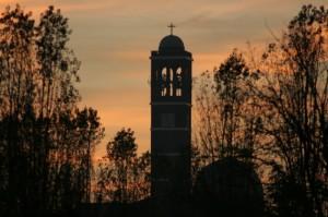 Chiesa Sant'Apollinare al tramonto