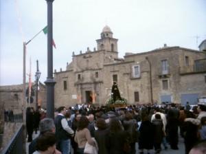 Chiesa SS:Salvatore Venerdì Santo 2004