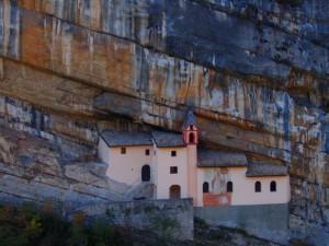 La chiesa nella rocca -Trambileno