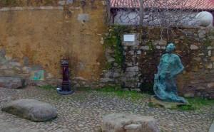 "Fontana ""Santa Croce"""