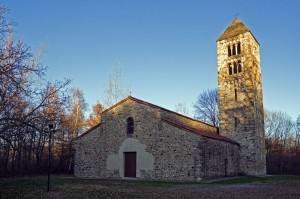 Magnano - La rettoria di San Secondo