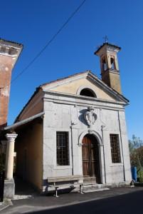 chiesetta di Cassol