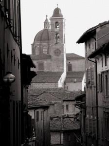 scorcio cattedrale urbino