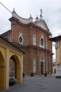 Piscina - Parrocchia di San Grato