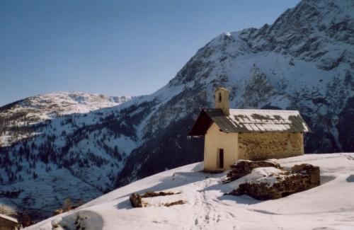 Cesana Torinese - Cappella di San Rocco
