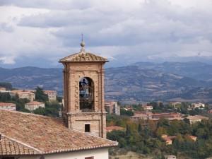 La Chiesa che Guarda la Valle