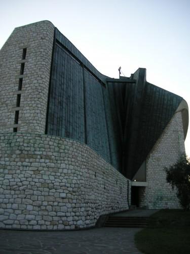 Campi Bisenzio - Michelucci e il suo San Giovanni sull'autostrada