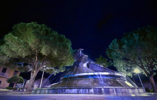 Mascali - Fontana di piazza 6 novembre