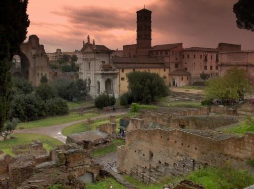 Roma - Vecchia Roma