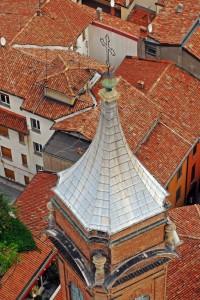 Il campanile dalla Torre