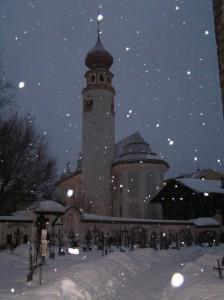luce d'inverno