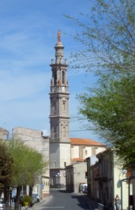 Il campanile di Mores