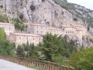 spettacolare monastero