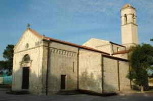 Chiesa di S.Maria di Usune (S.Croce)