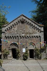 Chiesa di San Leonardo di Siete Fuentes
