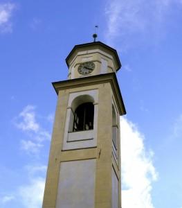 campanile chiesa di livigno