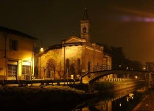 chiesa s.cristoforo sul naviglio