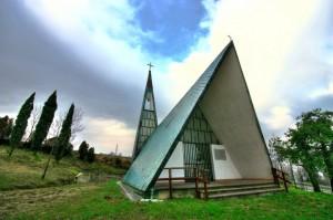 Chiesa degli Alpini - Montagnana di Serramazzoni (MO)