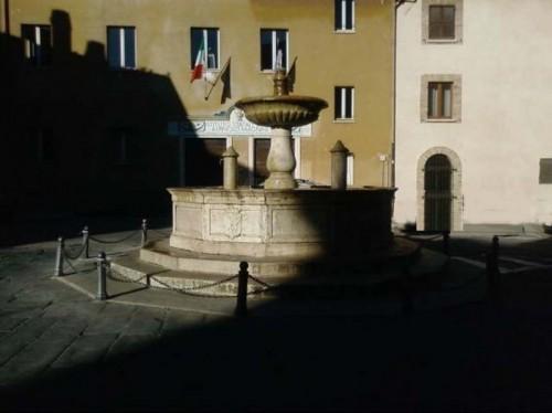 Deruta - Fontana di Deruta