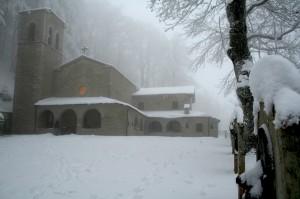 Chiesa dell'Eremo della Madonna del Faggio
