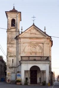 Albiano d'Ivrea - Chiesa della Madonna delle Grazie