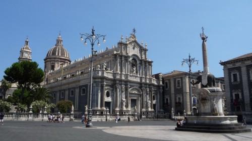 Catania - il duomo di Catania