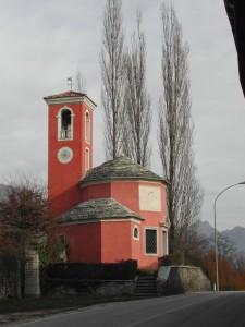 chiesa presso casa di Dino Buzzati