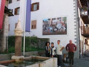Fontana a Tonadico